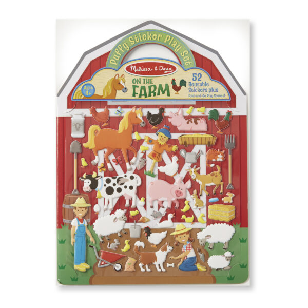 Sticker Play Set for children sold by by Stockdales, a home, garden and farm supply store Tennessee