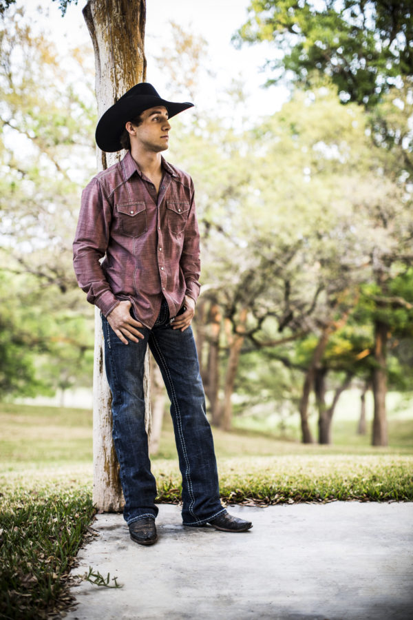 Wrangler Man at Western Clothing and Rural Outfitter