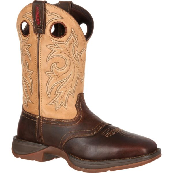 Durango Boots at western clothing store tennessee