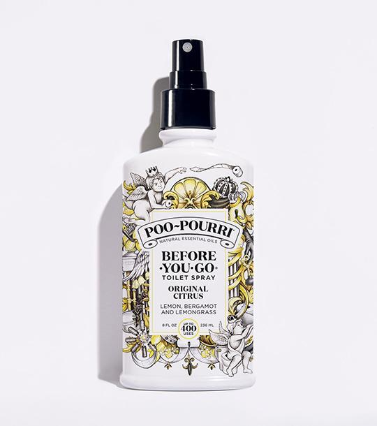 Poo Pourri at country home decor store tennessee