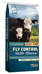 Co-Op Fly Control in livestock feed Tennessee