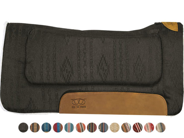 weaver all-purpose contoured saddle pad at Horse Supply Store