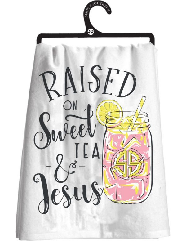 Simply Southern Tea Towel offered by Stockdales Country Home Decor Store